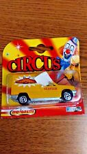 MAJORETTE CIRCUS METAL RENAULT EXPRESS NEW IN PACKAGE