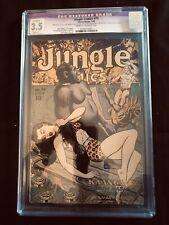 Jungle Comics, #79, July 1946, CGC 3.5
