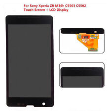LCD Display Screen + Touch Digitizer +Tools for Sony Xperia ZR M36H C5502 C5503