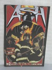 marvel comics ash in fire and crossfire  no. 2 may 1999