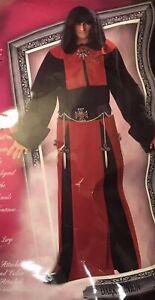 Dark Minion Adult Size Large Halloween Costume Assassin's Creed Mayhem Mansion