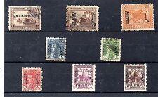 Irak Valores de Servicio del año 1923-41 (CY-432)