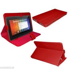 """Custodie e copritastiera universali rossi per tablet ed eBook Dimensioni compatibili 10.1"""""""