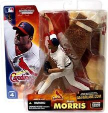 Matt Morris St. Louis Cardinals McFarlane Action Figure Debut MLB NIB Cards