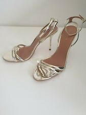 Womens gold Shoes - Size 8