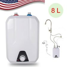 From US Instant Electric Indoor Water Heater 1500W Kitchen Useful 8L 55℃-75℃ FDA