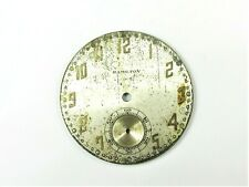 USED HAMILTON MASTERPIECE 922 38.5MM SILVER WATCH DIAL