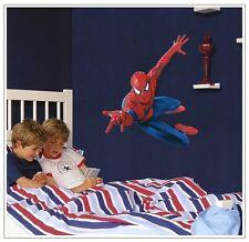 Large Spider Man Kids Nursery Removable Wall Sticker Vinyl Decal Art Mural DIY