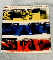 1983 THE POLICE - SYNCHRONICITY Vinyl LP  A&M RECORDS SP-3735 First Press US EX+