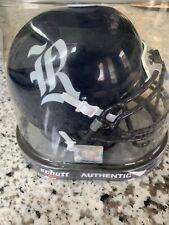 Schutt Mini Rice Football Helmet