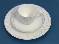 Amado Villeroy Boch Made in Germany 3 Piece Tea Coffee Cup Saucer Dessert Plate