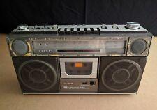 Sony CFS-71L Ghetto Blaster Beatbox Boombox