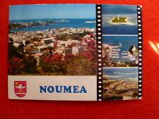 NOUMEA VINTAGE POSTCARD NEW CALEDONIA USED 1976 NO STAMP