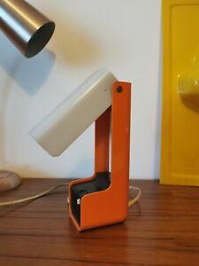 70s Plastic Space Age Nanbu Lamp Vintage Retro