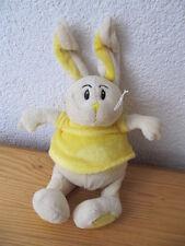 Douglas Hase vanille gelb rar 30 cm Plüschtier Stofftier Kuscheltier Werbefigur