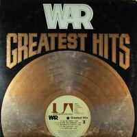 War - Greatest Hits - Vinyl LP Album Stereo - VG+ Plus