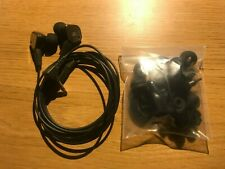 Sennheiser IE 80 In-Ear only Headphones Earphones - Silver/Black