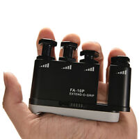 Adjustable Guitar Finger Hand Exerciser Training Device Instrument Accessor 2-