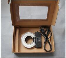 BRAND NEW 8W FLUORESCENT RING LIGHT FOR MICROSCOPE 110V 220V