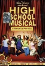 DISNEY DVD High school musical - live