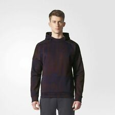Adidas Z.N.E. Pulse Jacquard Hoodie BQ7054 Running Walking Jogging Gym Medium