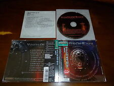Voices of Rock / MMVII JAPAN+1 Michael Voss James Christian Robin Beck A4