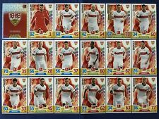 Match Attax 2017/18 VfB Stuttgart komplettes Set
