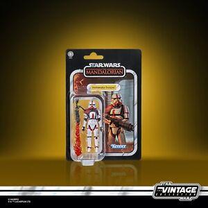 "🔥Star Wars Vintage Collection Mandalorian Incinerator Trooper VC177 3.75""🔥"