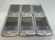 Lot 6 Palm One Zire 72S Silver Pda Palm Pilot Digital Organizer touchscreen
