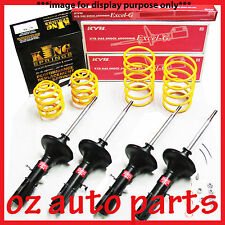 FORD AU FALCON XR6/XR8 SEDAN IRS 30MM LOWERED KYB SHOCKS & COIL SPRINGS KIT