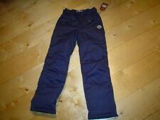 Pampolina PL.05 Nieve/Pantalones esquí, azul oscuro talla 140