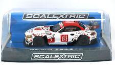 Scalextric C3848 BMW Z4 GT3 AMD Tuning 1/32 Slot Car