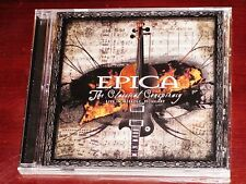 EPICA : Le classique Conspiracy 2 CD SET 2009 Nuclear Blast USA NB 2339-2 NEUF