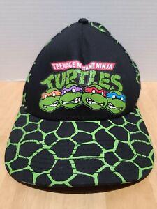 2015 NICKELODEON TMNT Teenage Mutant Ninja Turtles KIDS snapback hat/cap