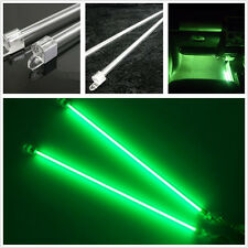 4xCar Motercycle Green Undercar Underbody Neon Kit Lights CCFL Cold Cathode Tube