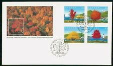 Mayfairstamps Canada Fdc 1994 Tree Combo First Day Cover wwh_72019