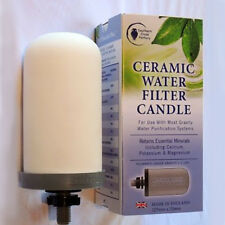 NEW Ceramic Fluoride Plus Water Filter Purifier Cartridge