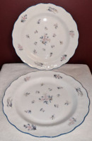 Royal Doulton Fine China The Majestic Collection Lincoln 2 Dinner Plates TC1146