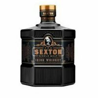 New The Sexton Single Malt Irish Whiskey 40% 700ml