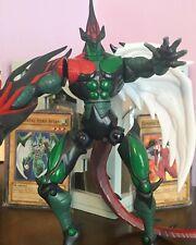 "Yugioh Gx - Elemental Hero Flame Wingman - 360 Joynt 6"" Action Figure [Rare]"