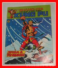 SHANG-CHI maestro del Kung Fu 37 CORNO 1978