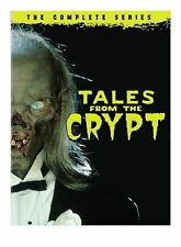 Tales from the Crypt: The Complete Seasons 1-7 DVD, 2017, 20-Disc Set, Box Set