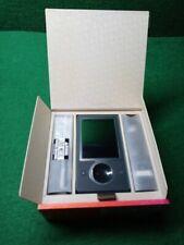 Microsoft Zune 30Gb Black Media Player Original Box