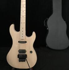 Customized Unfinished 5150 Electric Guitar Guitar Kits Banana Headstock ebony