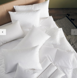 Pillow Memory Foam, Firm Support, Large Quiled Pillow BounceBack OR BigSuperfirm