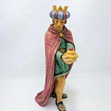 Goebel Hummel Jumbo Nativity 260 O King Wiseman Standing 1968
