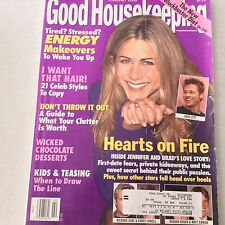 Good Housekeeping Magazine Jennifer Aniston February 2000 062017nonrh