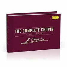 VARIOUS ARTISTS - THE COMPLETE CHOPIN - DELUXE EDITION NEW DVD
