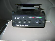 COBRA TRAPSHOOTER RADAR DETECTOR RD-2100 WORKS, HAS POWER CORD, MOUNTING BRACKET