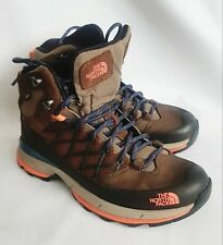 The North Face Womens Hiking Boots Size 6 Gore-Tex Waterproof Mid cut Hedgehog
